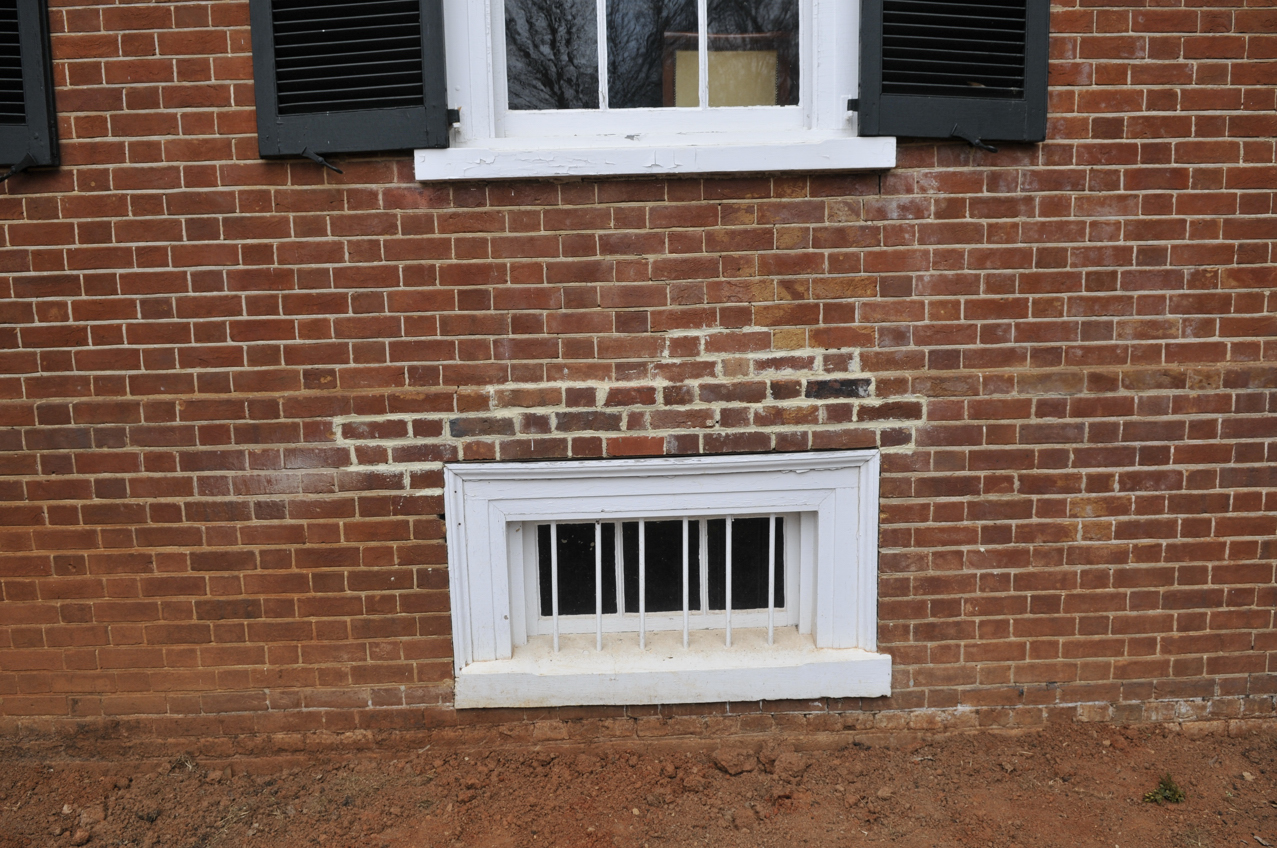 Exterior Window Trim On Brick House Architectural Designs